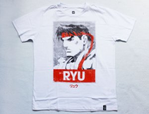 Camiseta Street Fighter - Ryu
