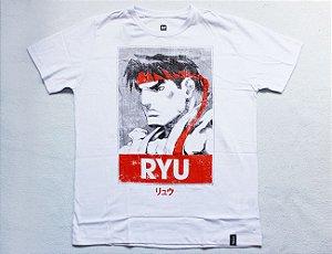 Camiseta Street Fighter - Ryu