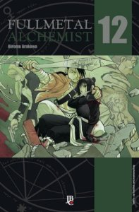 Manga Full Metal Alchemist - Volume 12
