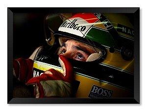 Quadro Ayrton Senna
