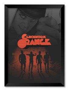 Quadro Clockwork Orange