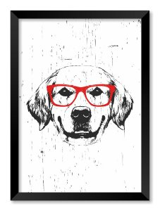 Quadro Golden Retriever