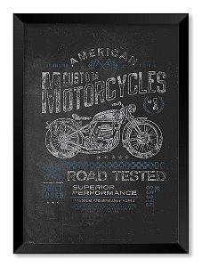 Quadro American Custom Motorcycles