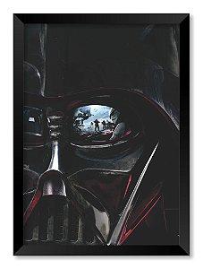Quadro Star Wars | Darth Vader