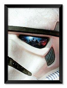 Quadro Star Wars | Stormtrooper