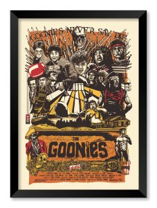 Quadro The Goonies