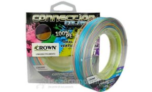Linha Multifilamento Crown Connection Colorful 9x 200m