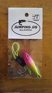 Isca Artificial Jumping Jig Pindoca 18g