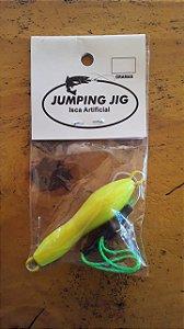 Isca Artificial Jumping Jig Sapinho 28g