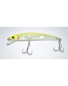Isca Artificial Crown Alfa Minnow 90mm