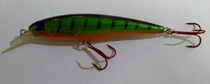 Isca Artificial Capitão Hook Top 10 - 11cm