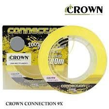 Linha Multifilamento Crown Connection 9x 300m