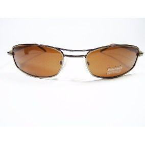 Óculos Polarizado Saint Plus Metal Lente Fumê