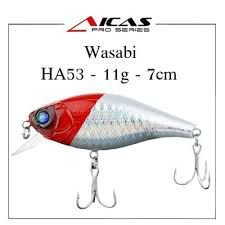 Isca Artificial Aicas Pro Series Wasabi