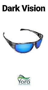 Óculos Yara Dark Vision Polarizado Azul Espelhado - 01851