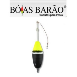 Bóia Cevadeira Barão Grande com Rolha 60gr