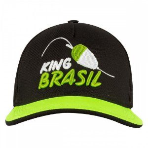 Boné King Brasil - Bóia Verde