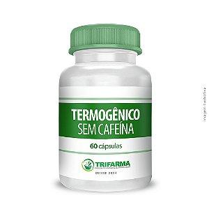 TERMOGENICO SEM CAFEINA