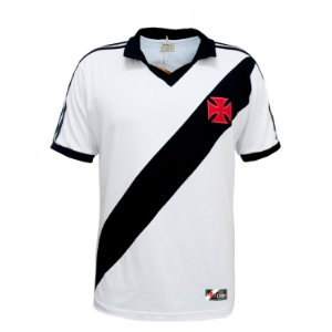 CAMISA RETRÔ VASCO 1988
