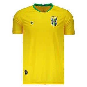 Camisa Super Bolla Brasil Pró Jogador 2018