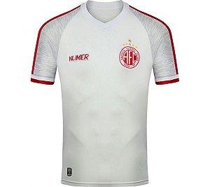 Camisa Oficial América de Natal 2019 Branca MASCULINA