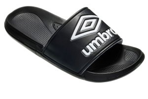 CHINELO UMBRO SHOWER SLIDE PRETA