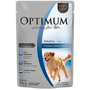 Sachê Optimum Dog Adulto 100g