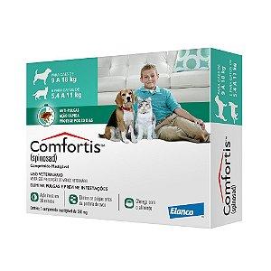 Comfortis 560 mg de 9 a 18 kg