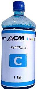 REFIL DE TINTA EPSON CIANO COMPATÍVEL  L200 L220 L110 L355 L555