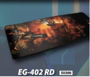 MOUSE PAD EG 402 RD  50300