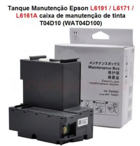 EPSON T04D100 CAIXA MANUTENCAO