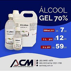 ALCOOL EM GEL E ETILICO LIQUIDO
