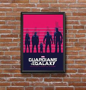 Quadro Guardiões Das Galaxias
