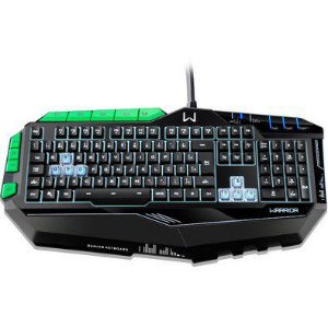 Teclado Warrior TC 199