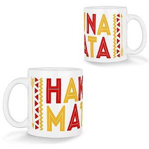 Caneca Hakuna Matata