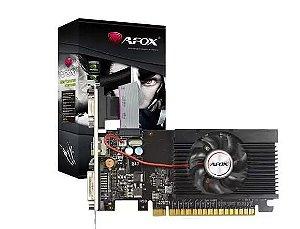 Placa de video afox geforce gt710 2gb ddr3 64bit - hdmi - dvi - vga - af710-2048d3l5-v3