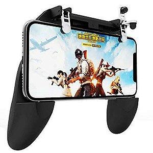 Controle Gamepad 2 Botoes Sem Fio Joystick Android Ios W10