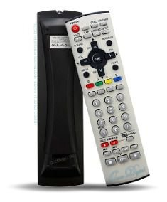 Controle Remoto Tv Panasonic Lcd - 9870
