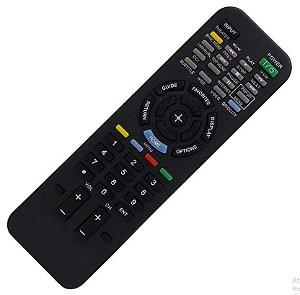 Controle Remoto Tv Sony Bravia Qriocity Vc-8110
