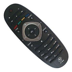 Controle Remoto Lcd Philips (vc-8040)