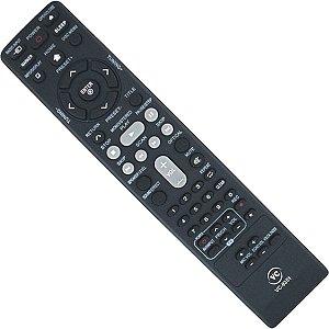 Controle Compatível Com Home Theater Lg ( Vc 9351)
