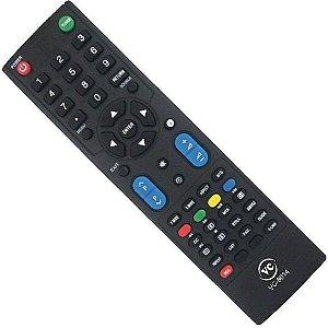 Controle Remoto Tv Philco Lcd Led Vc8014