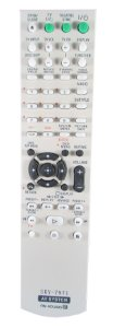 Controle remoto para DVD HOME SONY sky-7971