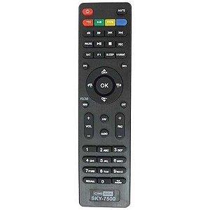 Controle Remoto Para Receptor Cine Box FBG-750 - VC-A8096