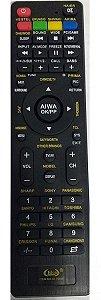 Controle Remoto Para Tv Universal Id-7640r