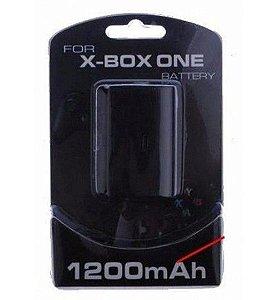 Bateria Recarregável Do Controle + Cabo Usb Do Xbox One