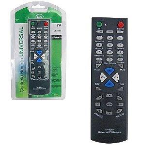 Controle Remoto Universal Para Tv 16cm Lg Sony Aiwa Cce