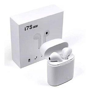 Fone De Ouvido I7 Tws Bluetooth AirPods