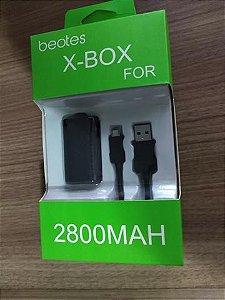 Cabo Controle Beotes para Controle XBOX ONE - 2800mAh
