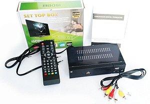 Conversor Digital e Gravador SetTop Box